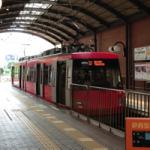 三軒茶屋駅の東急世田谷線
