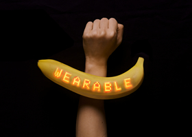"Dole: The ""Wearable_Banana""  (ウェアラブルバナナ)_サムネイル"