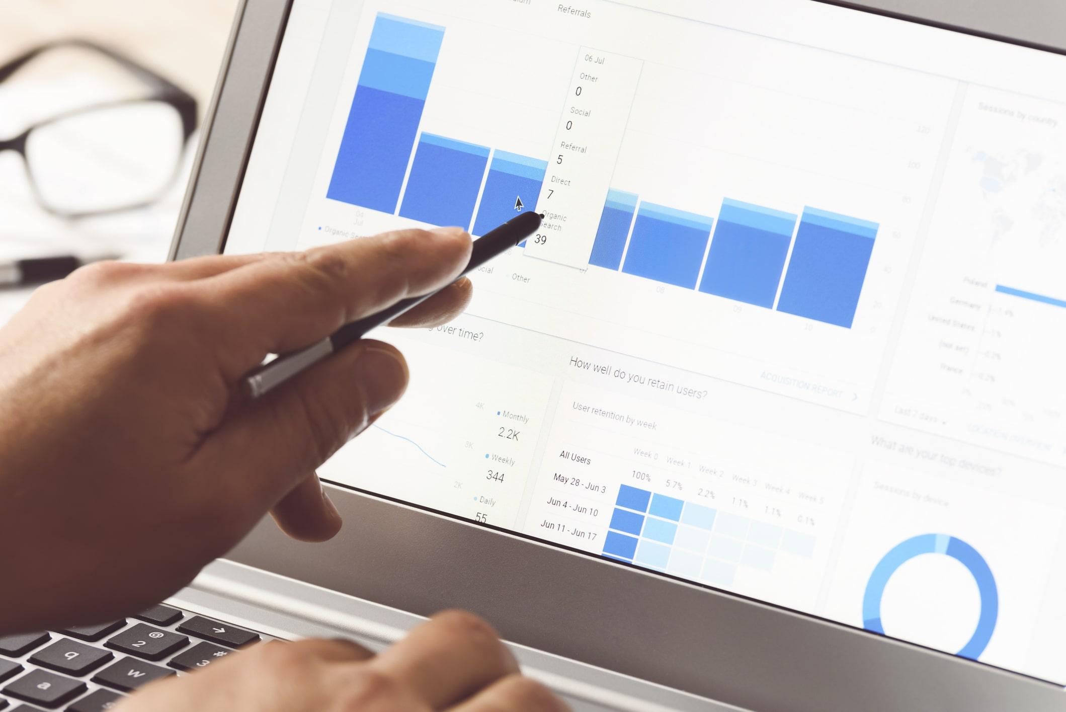 自社の分析・評価・活用